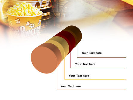 Popcorn PowerPoint Template Slide 7