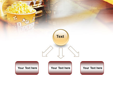 Popcorn PowerPoint Template Slide 8