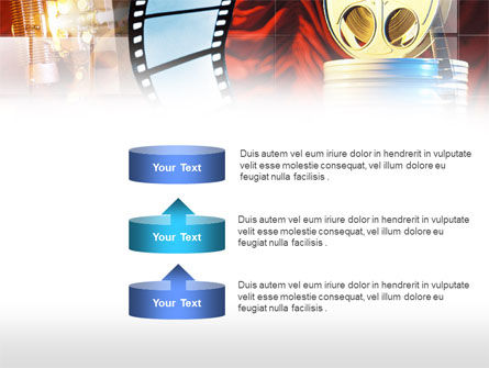 Movie PowerPoint Template Slide 10