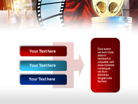 Movie PowerPoint Template Slide 11
