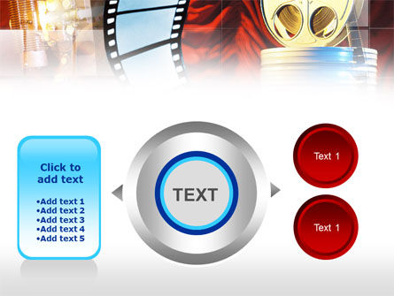 Movie PowerPoint Template Slide 12
