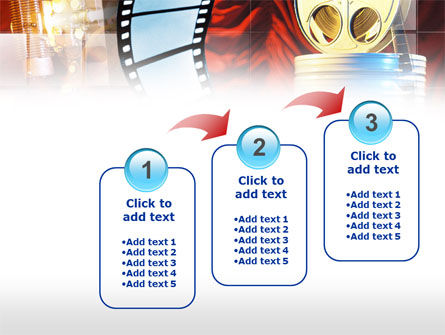 Movie PowerPoint Template Slide 14