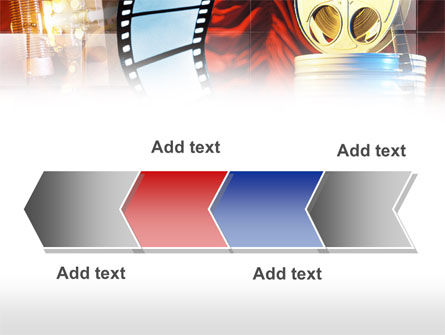 Movie PowerPoint Template Slide 16