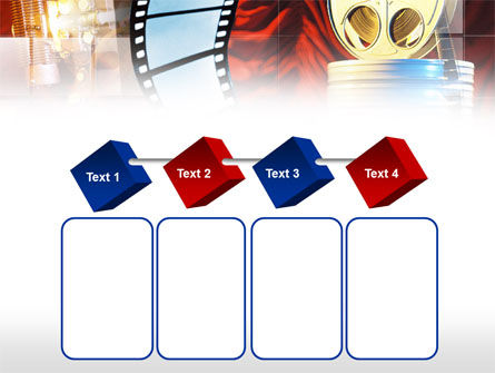 Movie PowerPoint Template Slide 18