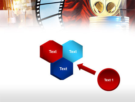 Movie PowerPoint Template Slide 19