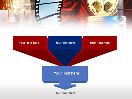 Movie PowerPoint Template Slide 3