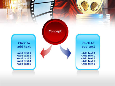 Movie PowerPoint Template Slide 4
