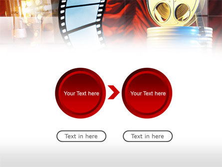 Movie PowerPoint Template Slide 5