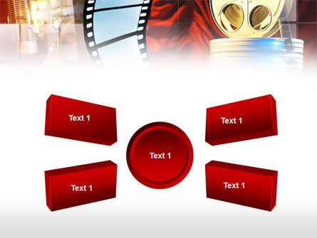 Movie PowerPoint Template Slide 6
