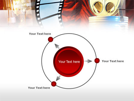 Movie PowerPoint Template Slide 7