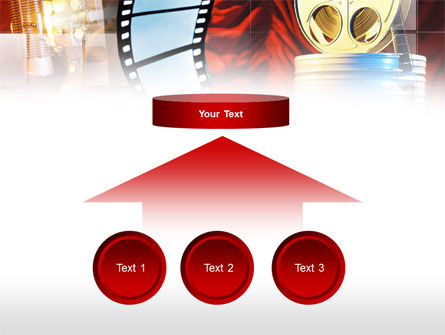 Movie PowerPoint Template Slide 8