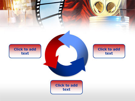 Movie PowerPoint Template Slide 9
