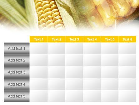 Maize PowerPoint Template Slide 15