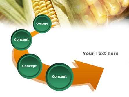 Maize PowerPoint Template Slide 6