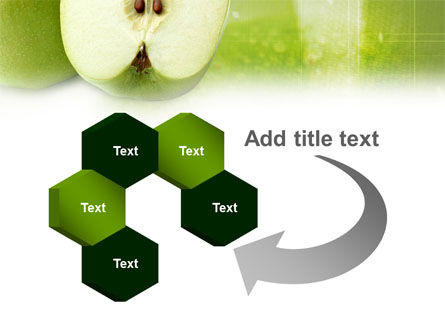 Ripe Apple PowerPoint Template Slide 11