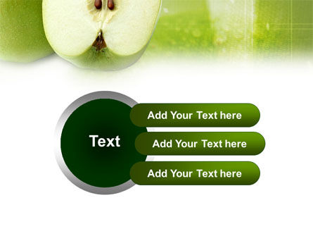 Ripe Apple PowerPoint Template Slide 12