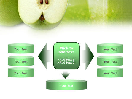 Ripe Apple PowerPoint Template Slide 13