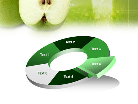 Ripe Apple PowerPoint Template Slide 19
