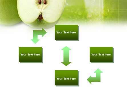 Ripe Apple PowerPoint Template Slide 4