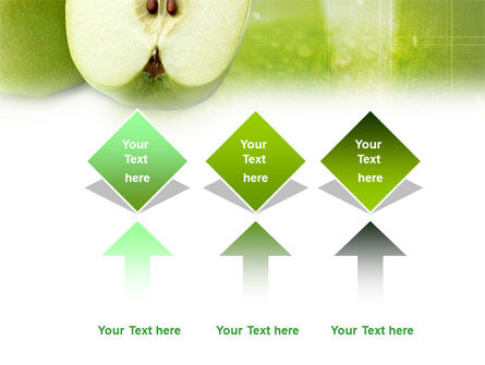 Ripe Apple PowerPoint Template Slide 5