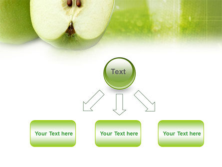 Ripe Apple PowerPoint Template Slide 8