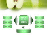 Ripe Apple PowerPoint Template#13