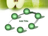 Ripe Apple PowerPoint Template#14