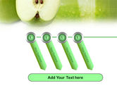 Ripe Apple PowerPoint Template#18
