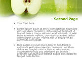Ripe Apple PowerPoint Template#2