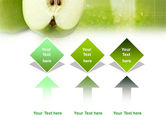 Ripe Apple PowerPoint Template#5