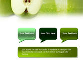 Ripe Apple PowerPoint Template#9