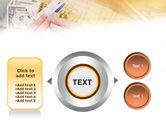 Money Economy PowerPoint Template#12