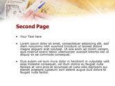 Money Economy PowerPoint Template#2