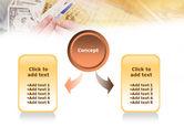 Money Economy PowerPoint Template#4