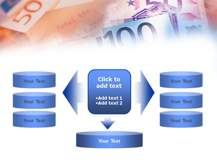 Euro Currency PowerPoint Template Slide 13