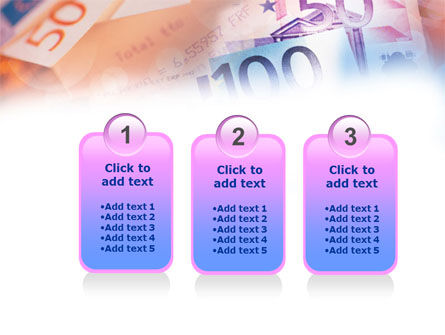 Euro Currency PowerPoint Template Slide 16