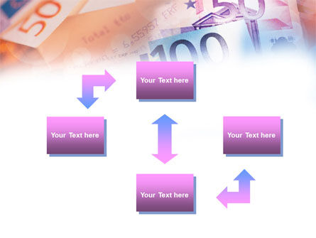 Euro Currency PowerPoint Template, Slide 4, 00977, Financial/Accounting — PoweredTemplate.com