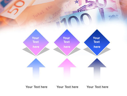 Euro Currency PowerPoint Template Slide 5