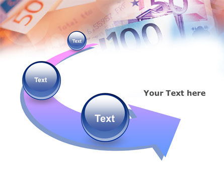 Euro Currency PowerPoint Template Slide 6