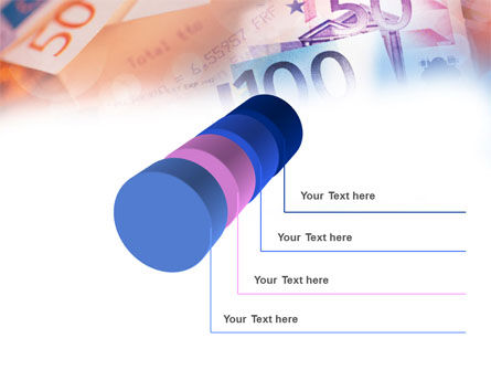 Euro Currency PowerPoint Template Slide 7