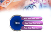Euro Currency PowerPoint Template#12