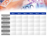 Euro Currency PowerPoint Template#15
