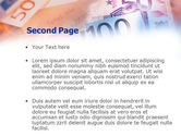 Euro Currency PowerPoint Template#2