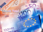 Euro Currency PowerPoint Template#20