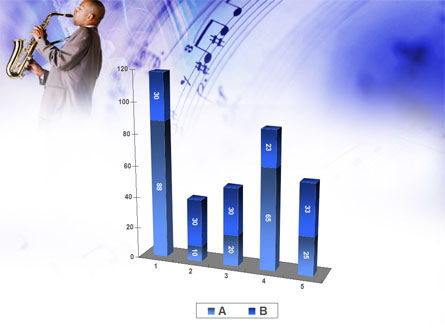 Saxophone PowerPoint Template Slide 17
