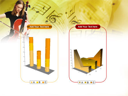 Cello PowerPoint Template Slide 13