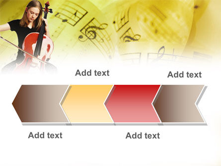 Cello PowerPoint Template Slide 16