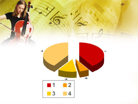 Cello PowerPoint Template Slide 17