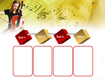 Cello PowerPoint Template Slide 18