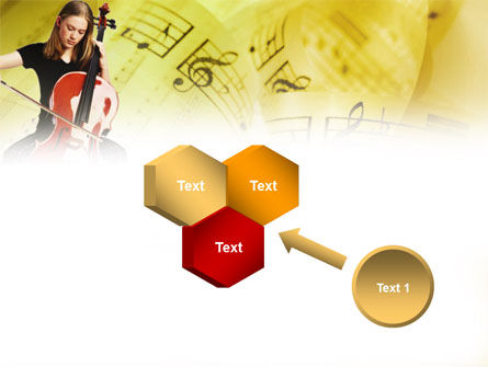 Cello PowerPoint Template Slide 19